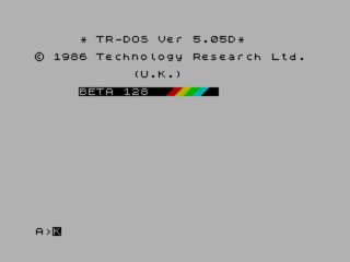 zx-spectrum tr-dos os