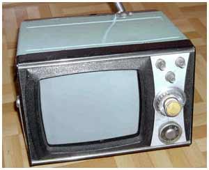 zx-spectrum TV monitor